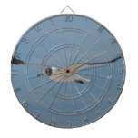 Gliding Laughing Gull Dartboard With Darts