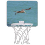 Gliding Pelican Mini Basketball Hoop
