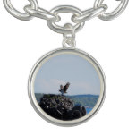 Osprey on Nest Bracelet