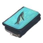 Penguin Swimming Underwater Wallet