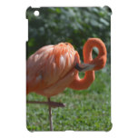 Perfect Pink Flamingo iPad Mini Cover