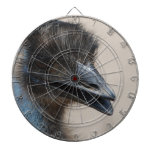 Wild Emu Dartboard With Darts